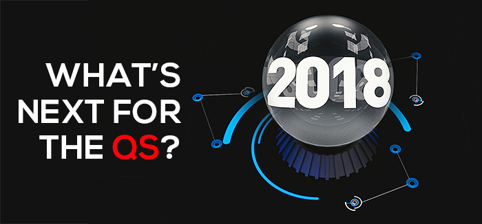 A QS Future: Quantity Surveying Predictions for 2018