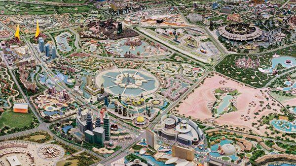 Dubailand: Dubai, United Arab Emirates